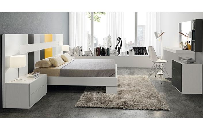 Tipos de espejos en un dormitorio estilos ideas trucos decorativos - Espejos en dormitorios ...