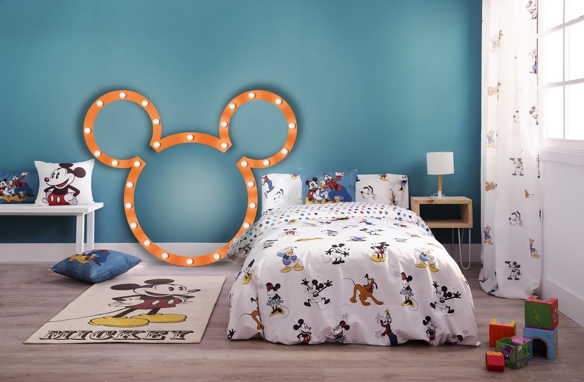 Leroy Merlin presenta la colección Mickey Mouse