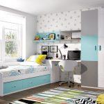 Tipos de cama para dormitorios infantiles