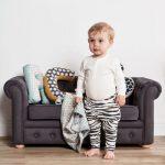 Sofás infantiles: ¿quién dijo que la elegancia en el mobiliario sea cosa únicamente de adultos?
