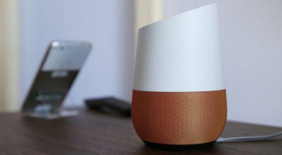 Google Home dispositivos