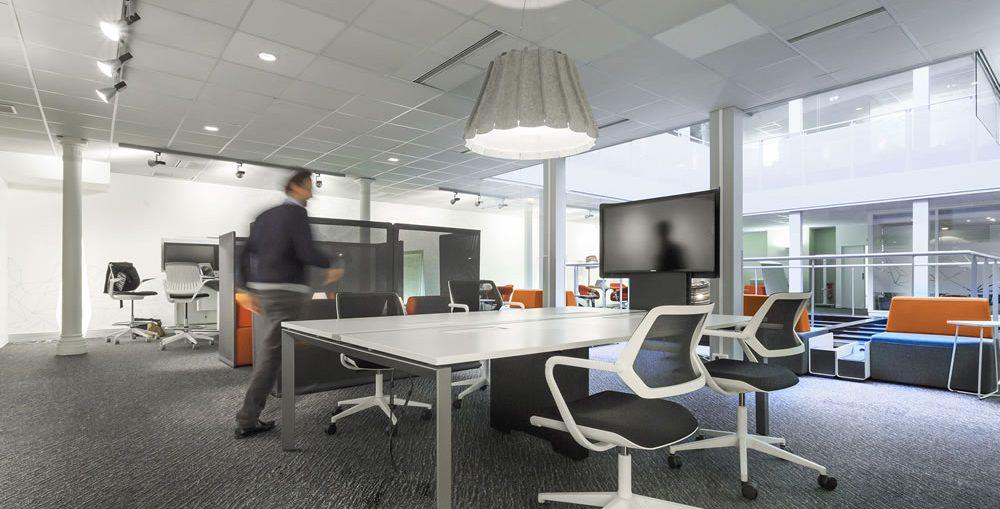 Mobiliario Oficinas Greendok