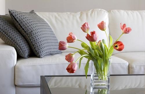 Flores, la decoración más natural para nuestro hogar