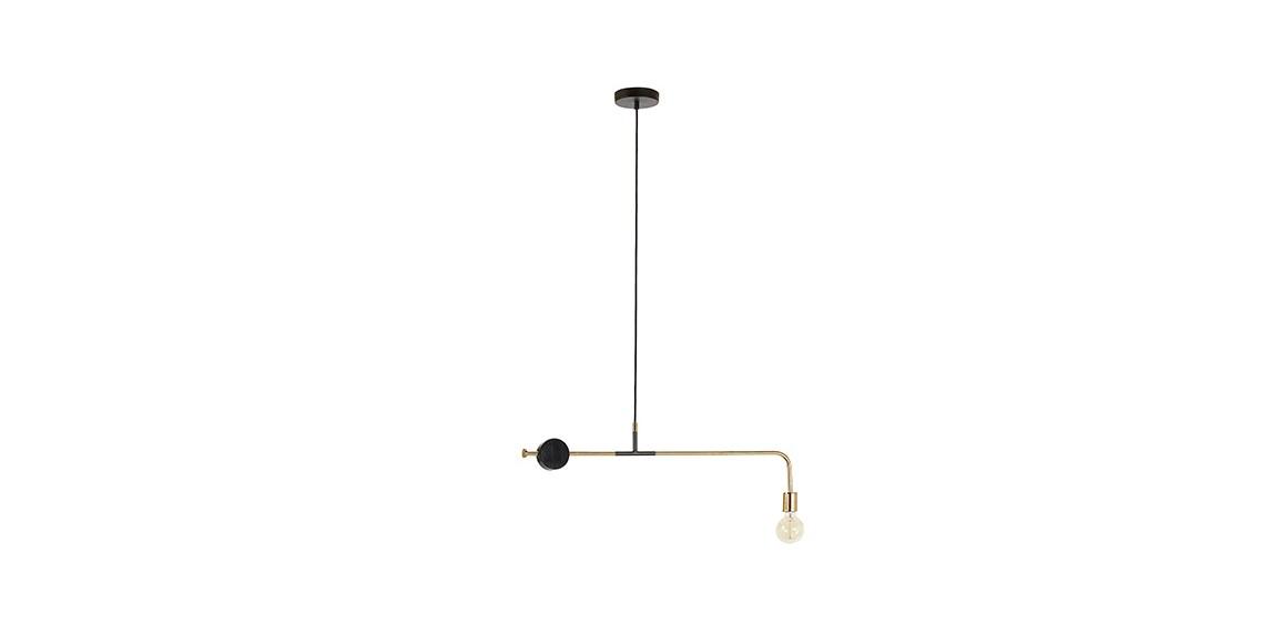 lámpara de diseño industrial