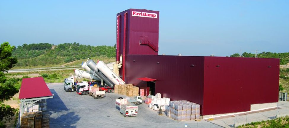 fábrica pavistamp
