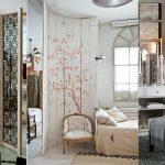 Biombos decorativos un comodín en el hogar
