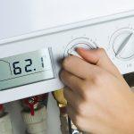 ¿Cómo bajar la presión de la caldera?