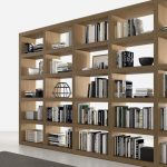 Tips para decorar estanterías y librerías