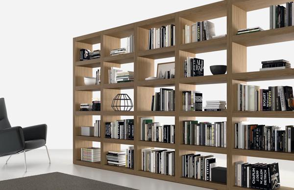 Estanterías y librerías