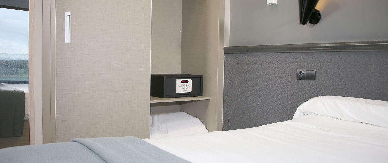 caja fuerte de hotel Cajas fuertes en hoteles