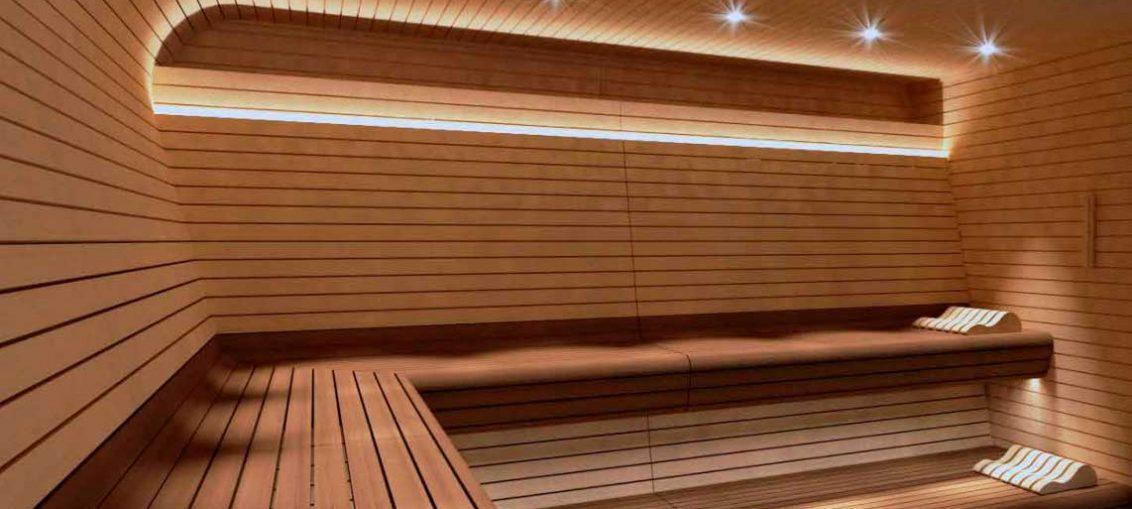 principal sauna