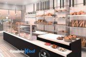 estanterías despachos de pan