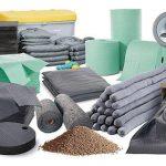 Absorbentes industriales: usos y ventajas