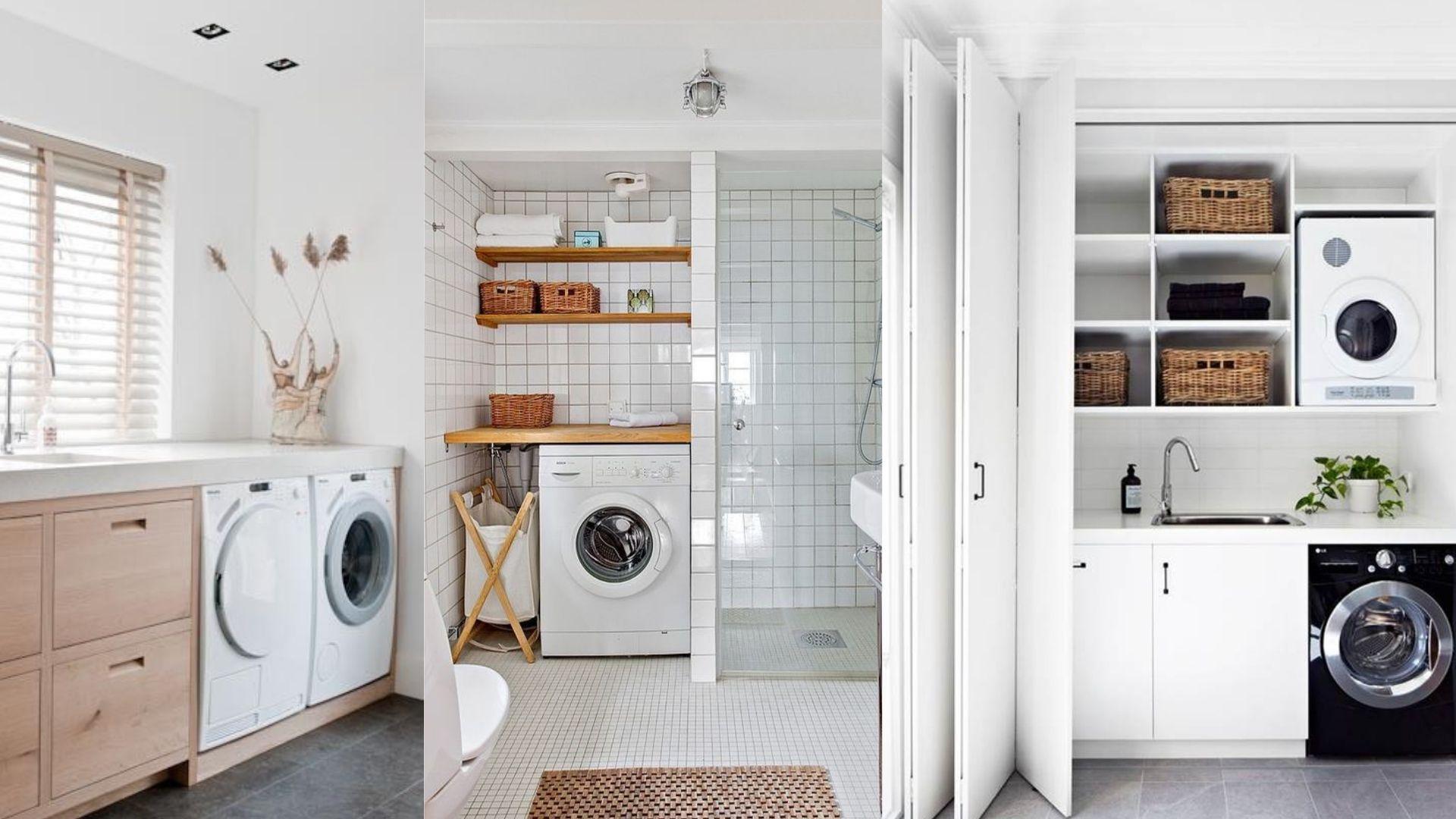 electrodomésticos lavadora secadora