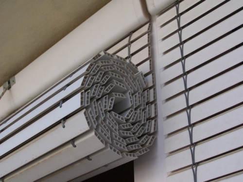 persiana alicantina de plástico