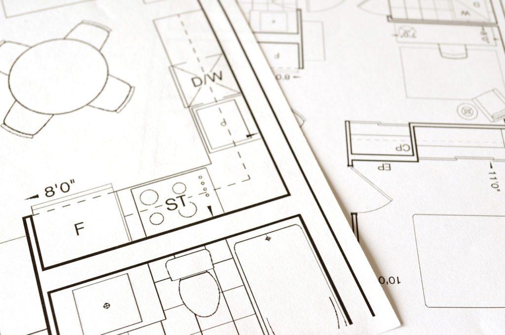 plano estudio arquitectura reformas
