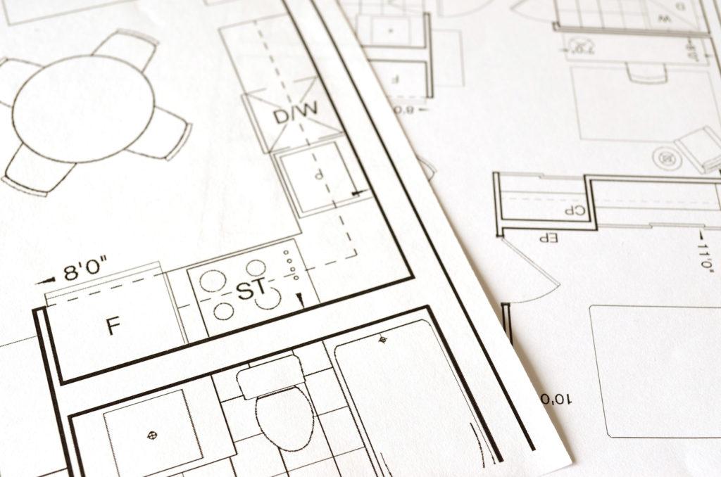 plano estudio arquitectura