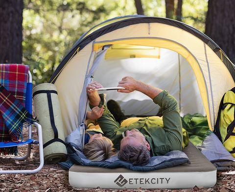 consejos camping