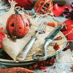 Ideas para decorar la mesa en Halloween