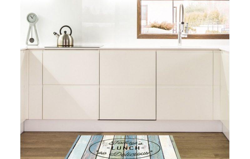 alfombras vinílicas cocina