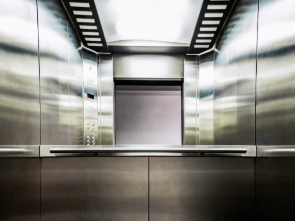 ascensor interior