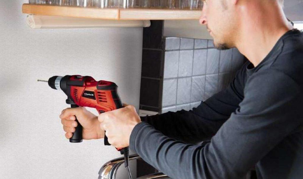 taladro eléctrico herramientas eléctricas