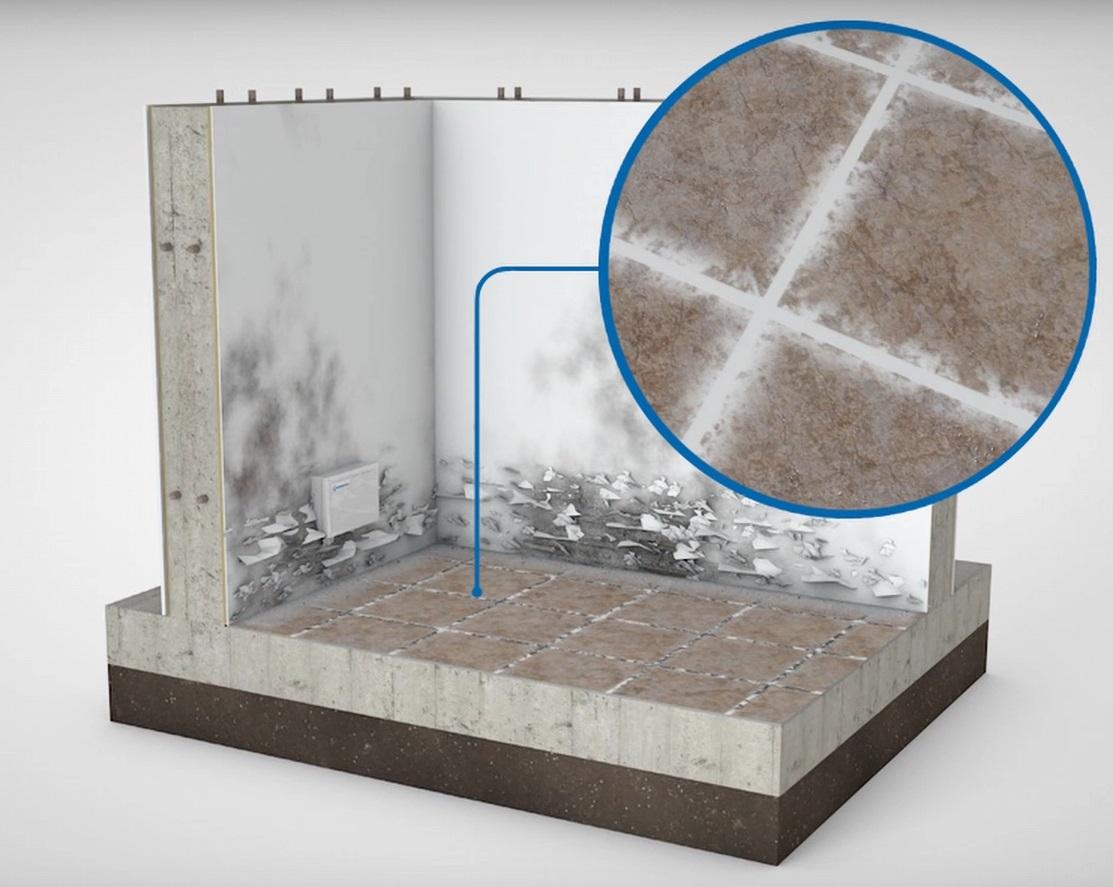 solución instalación humedades sótano