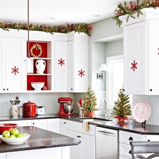 Claves para decorar tu cocina esta Navidad