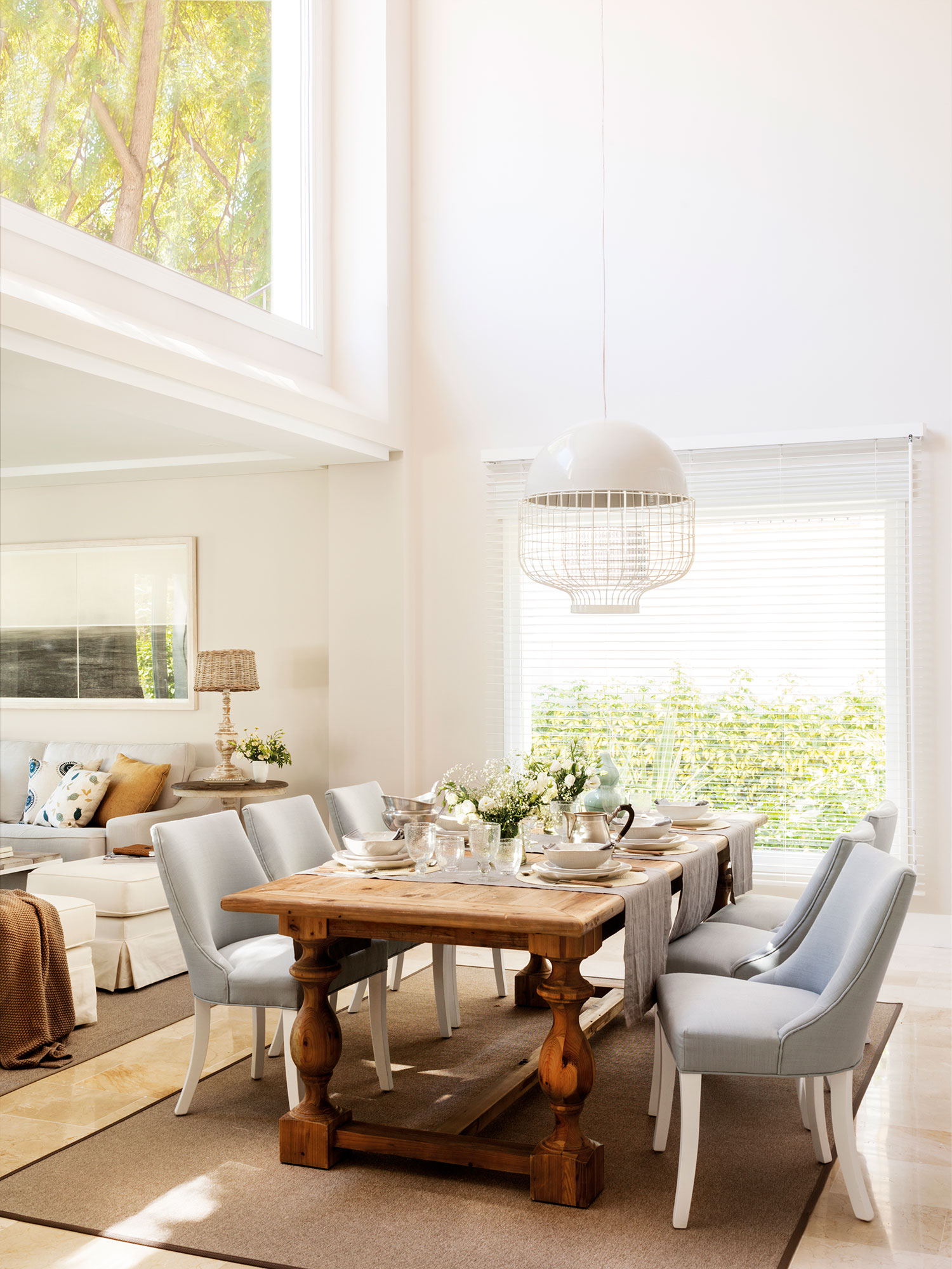 5 consejos para elegir las sillas de comedor