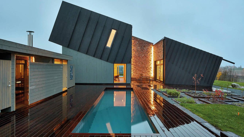 diseño innovador construcción