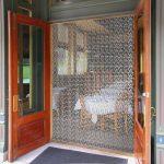 Cortinas para puertas exteriores