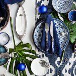 Como decorar mesas navideñas con estilo