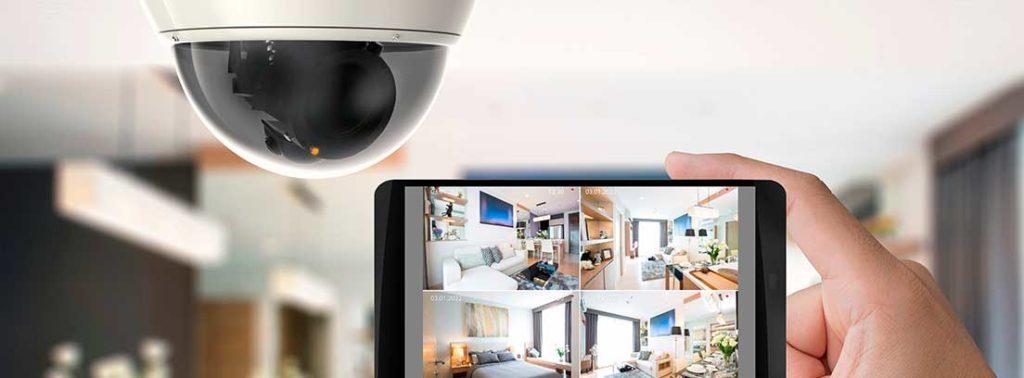 seguridad hogar tecnología