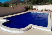 mantas térmicas de piscina