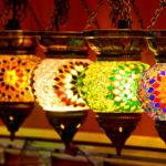 Las Lámparas turcas vuelven a estar de moda