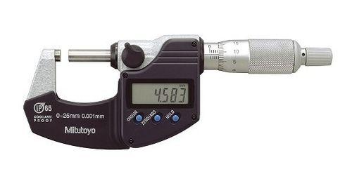 micrometro instrumento de medicion