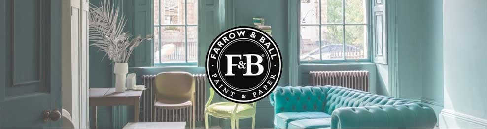 Pinturas Premium: Farrow and Ball y Little Greene