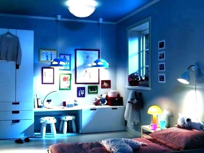 iluminación habitación niños