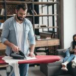 Beneficios del planchado de la ropa