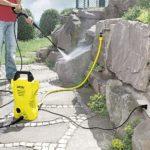 ¿Cómo limpiar tu casa y jardín usando la hidrolimpiadora adecuada?