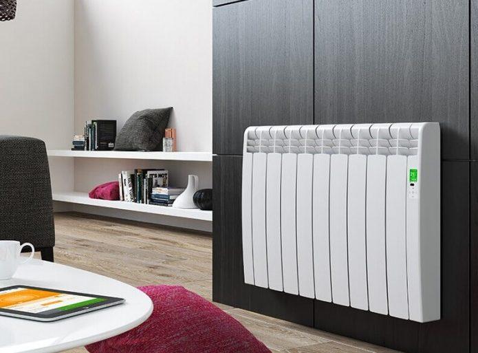 Ventajas de tener un radiador eléctrico en casa