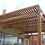 Tipos de pérgolas de madera para decorar tu casa