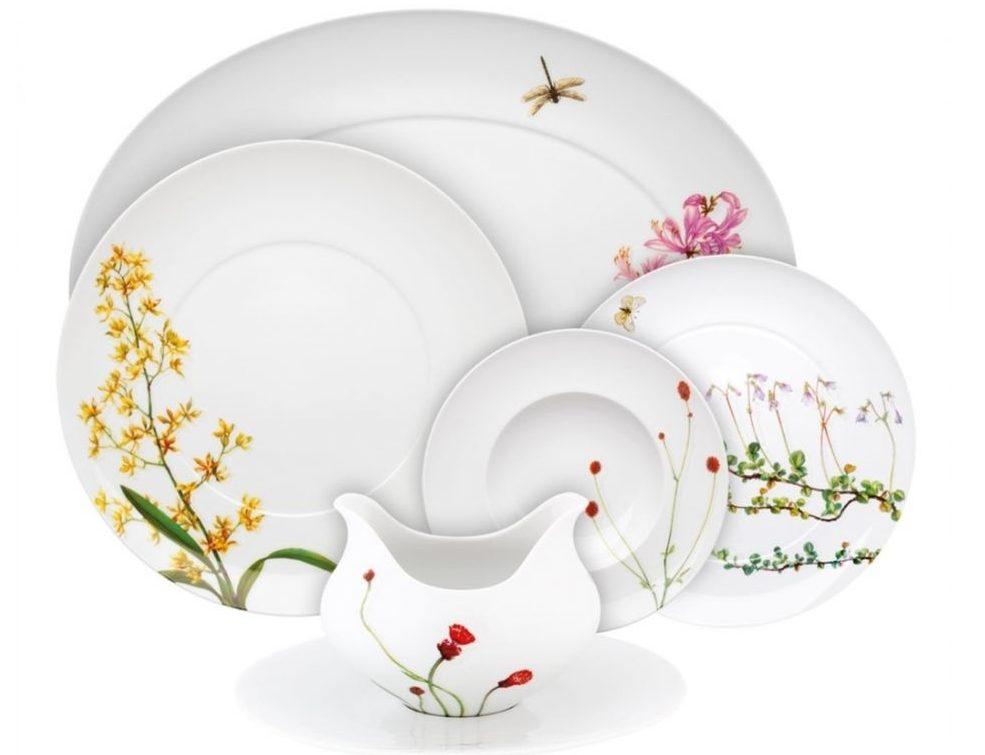 Vajillas Vista Alegre, elegante porcelana para tu mesa