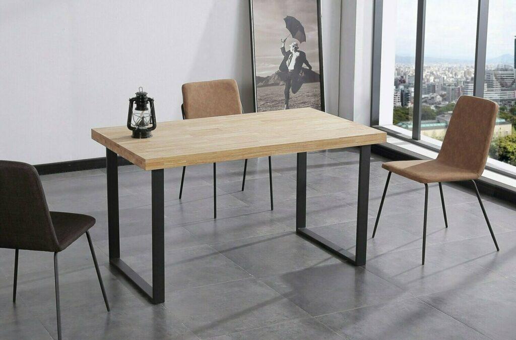 mesa con patas