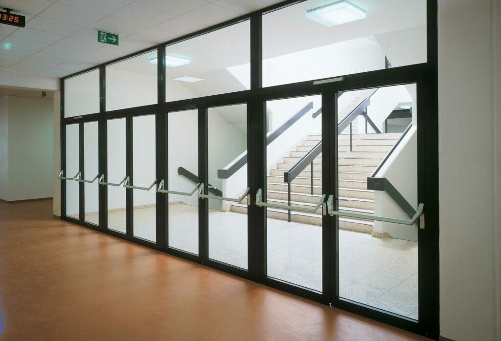 Jansen puertas