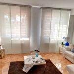 Cortinas salón, cocina, dormitorio y demás estancias de la casa en Manzanodecora