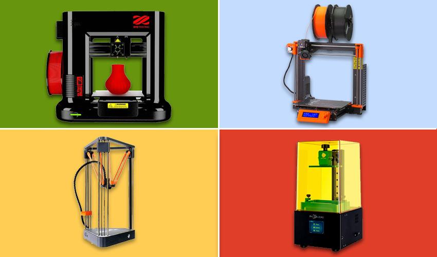 impresora 3D baratas
