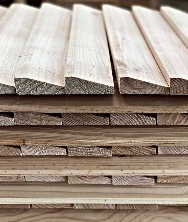 maderas armazón