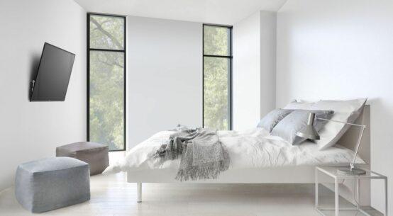 televisión dormitorio