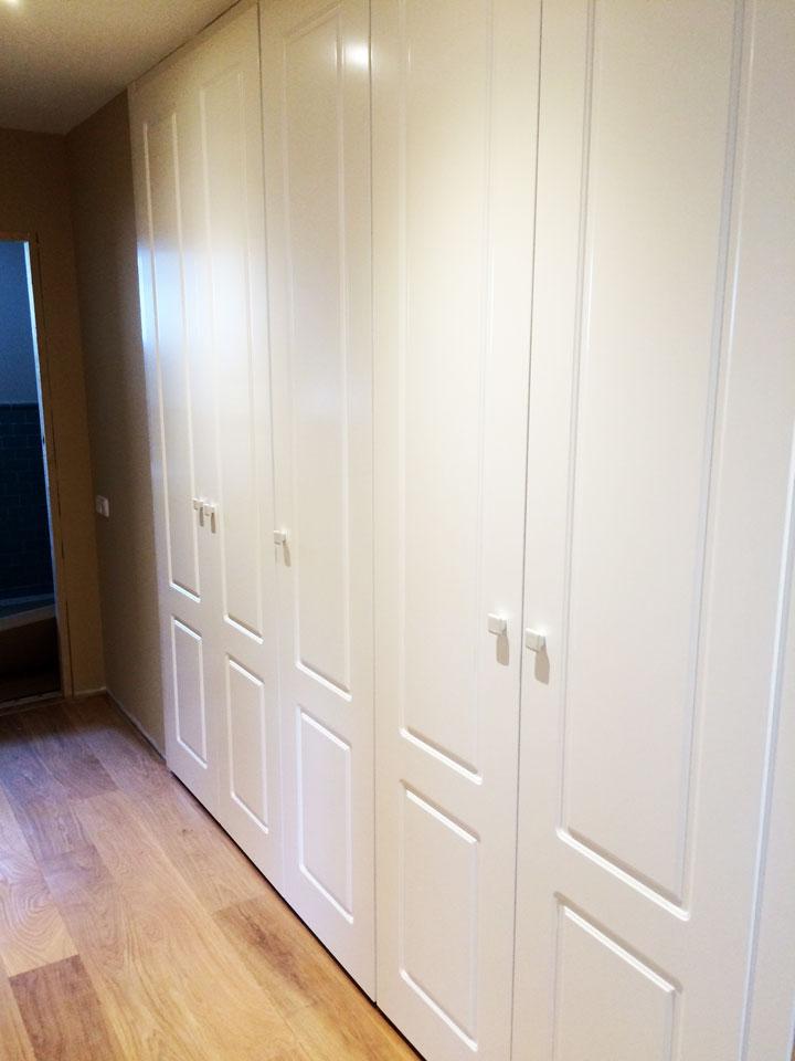 armario empotrado melamina